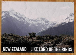 New Zealand - Just Like Lord of the Rings! Thanks to Tim Denee and Flight of the Conchords.