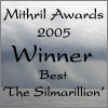 Mithril Award 2005 Best Silmarillion